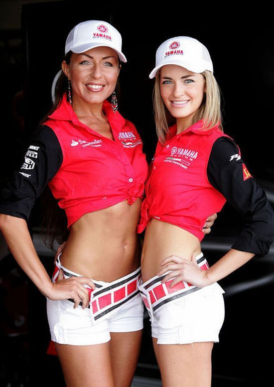 Hot girls from Formula 1 - 21