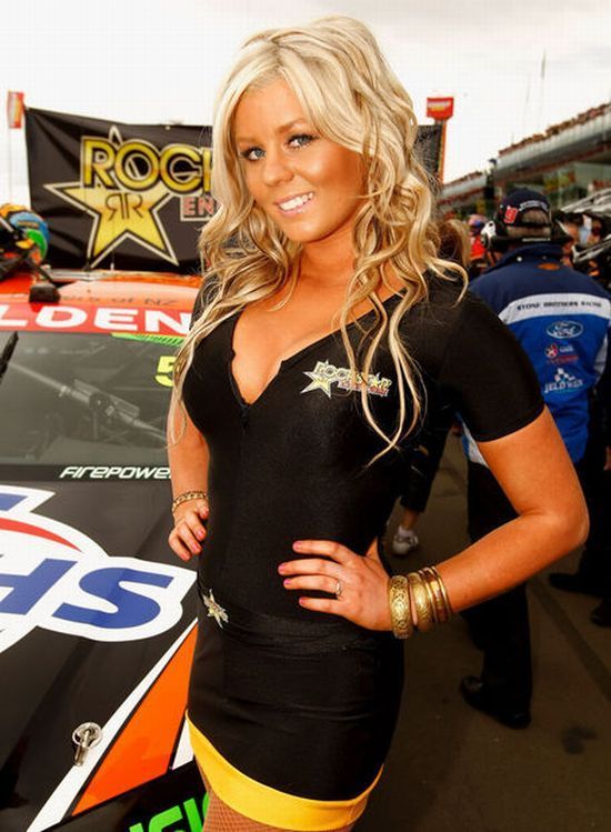 Hot girls from Formula 1 - 26