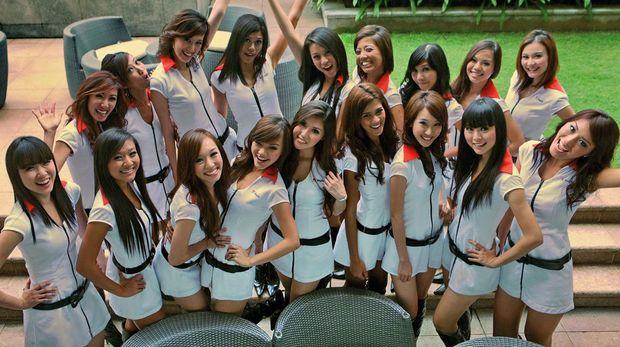 Hot girls from Formula 1 - 34