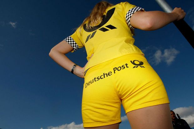 Hot girls from Formula 1 - 41