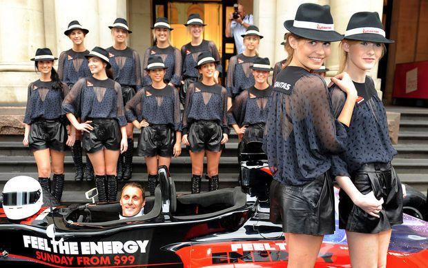 Hot girls from Formula 1 - 43