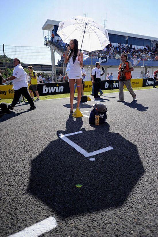 Hot girls from Formula 1 - 58