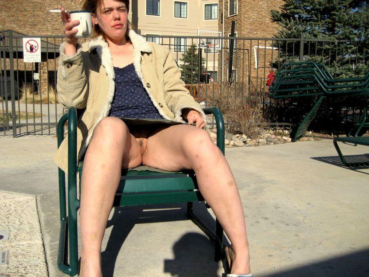 Peeping under girls skirts. Part 2 - 04