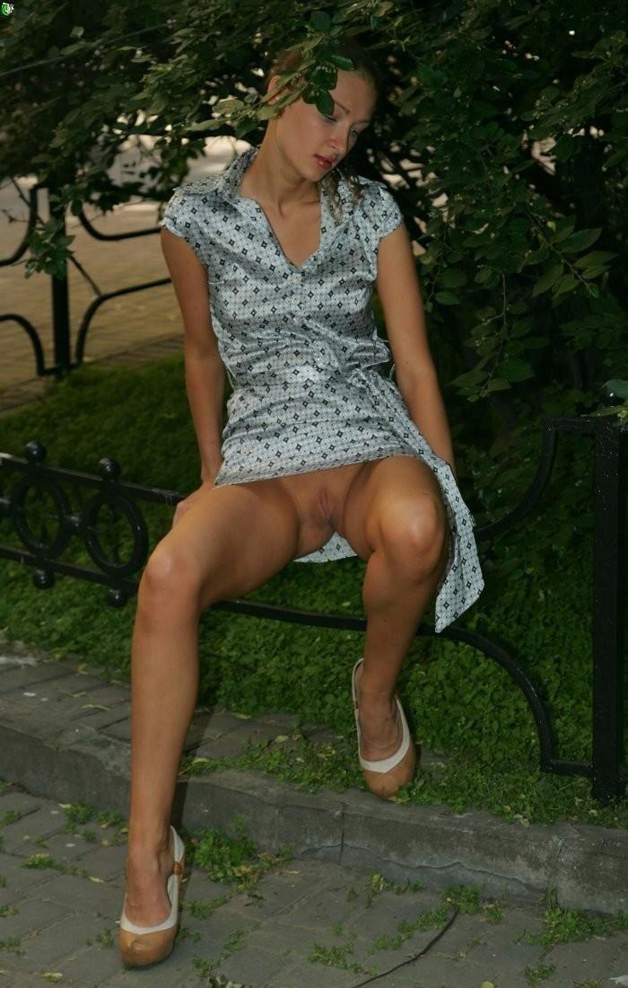 Peeping under girls skirts. Part 2 - 29