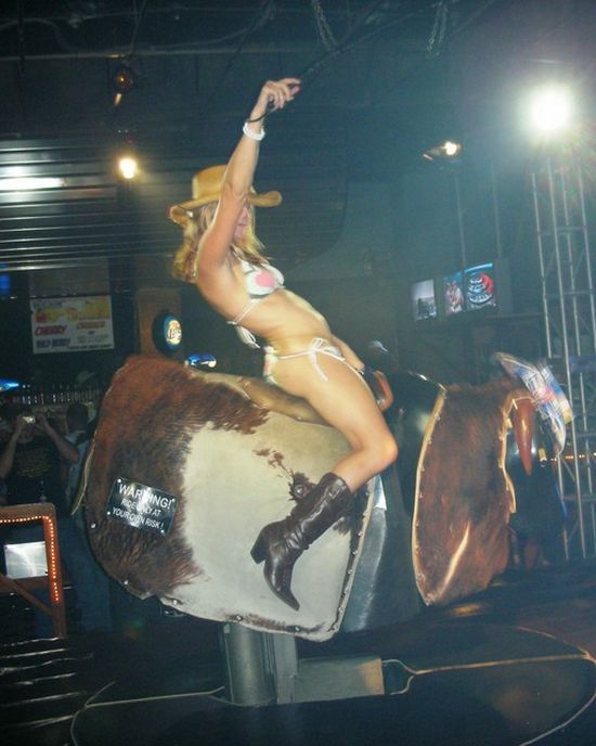 Agree, sexy girl riding bull confirm