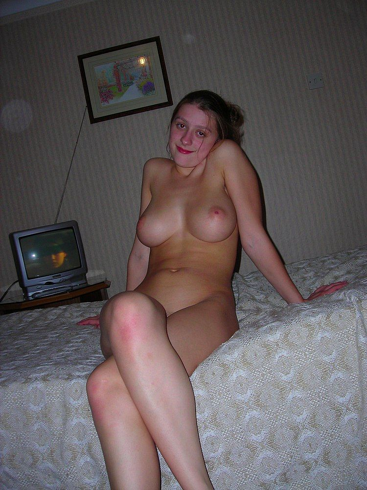 Average looking topless girl #11