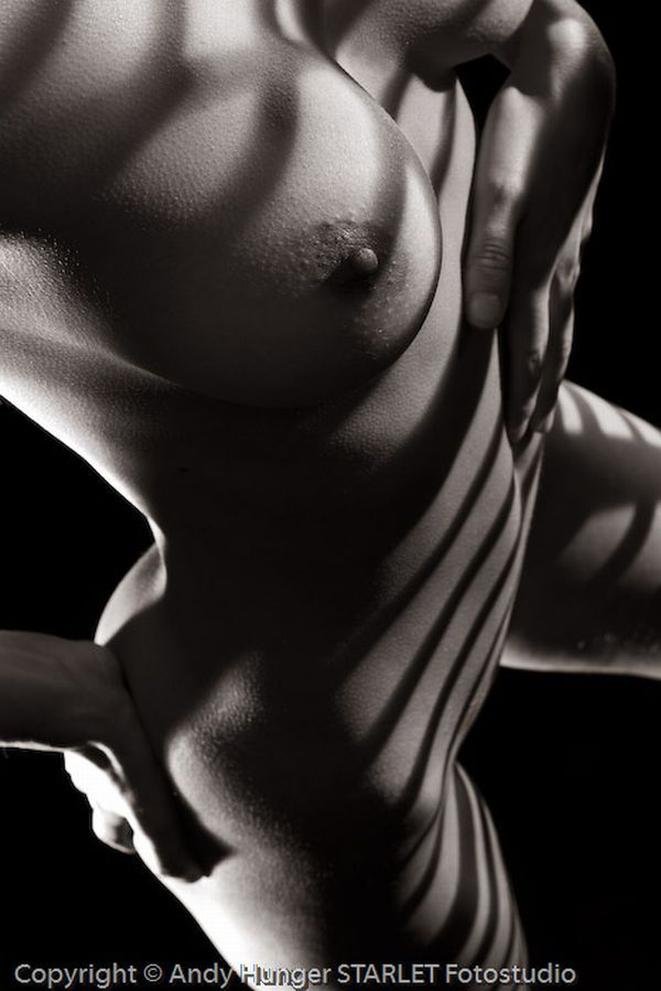 Black and white erotica of photographer Andy Hunger - 02