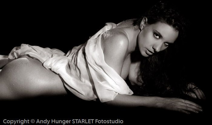 Black and white erotica of photographer Andy Hunger - 13