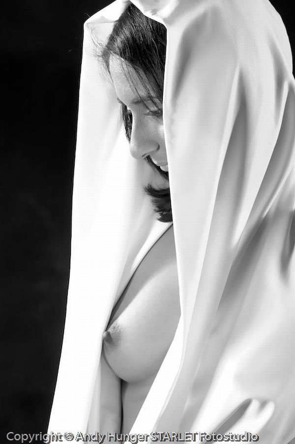 Black and white erotica of photographer Andy Hunger - 15