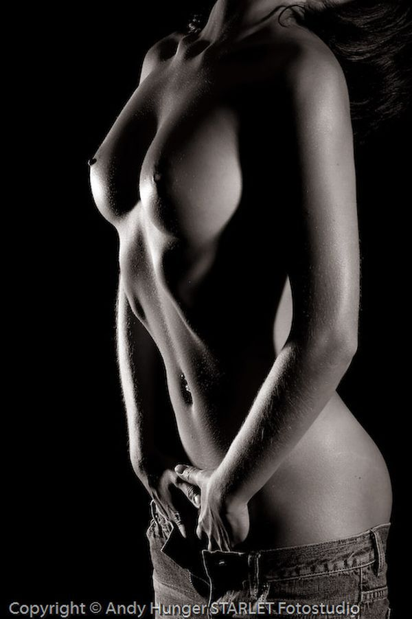 Black and white erotica of photographer Andy Hunger - 26