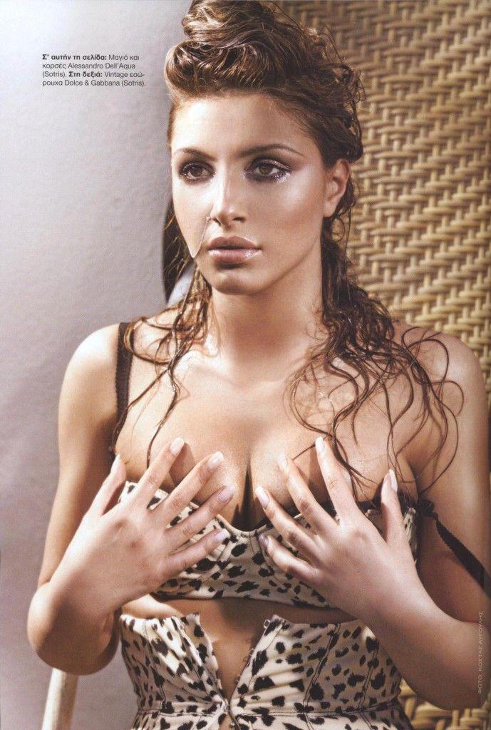 Ten most seductive Greek women - 08