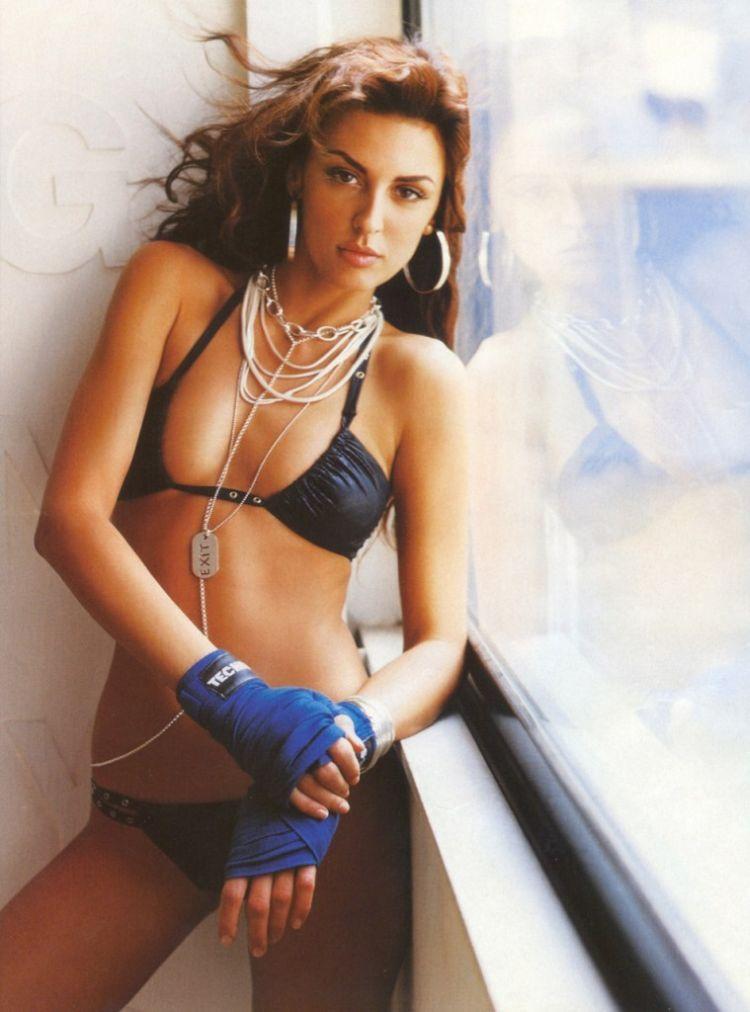 Ten most seductive Greek women - 13