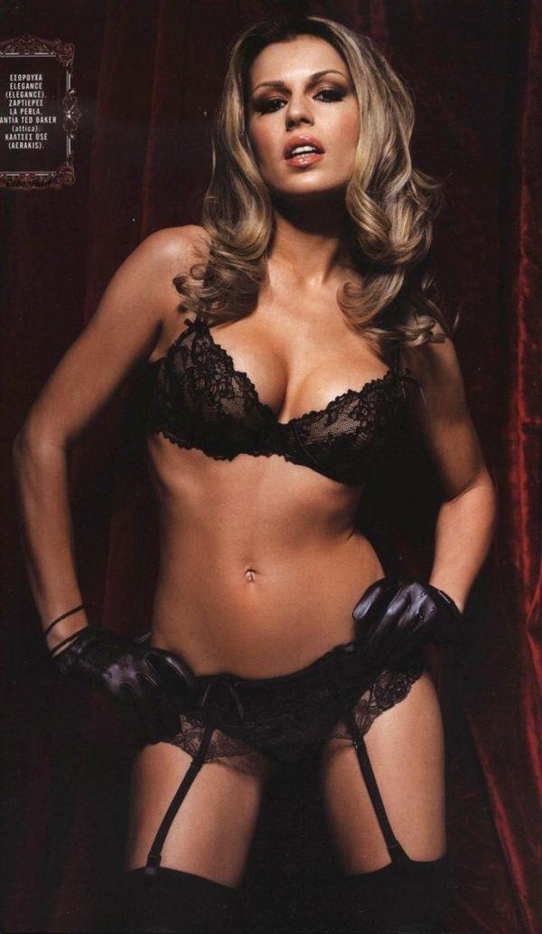 Ten most seductive Greek women - 25