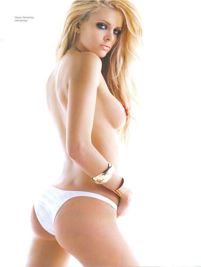 Ten most seductive Greek women - 55
