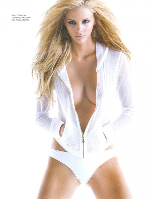 Ten most seductive Greek women - 56