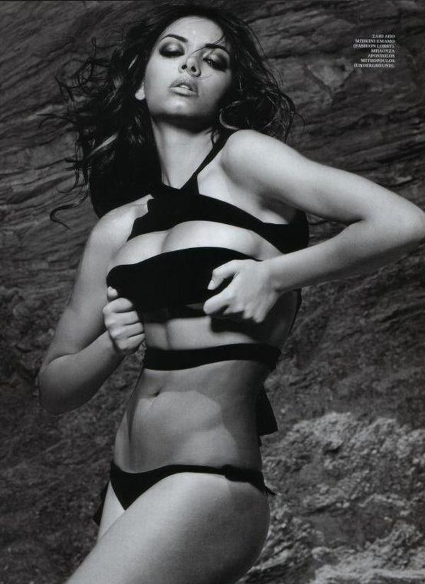 Ten most seductive Greek women - 89