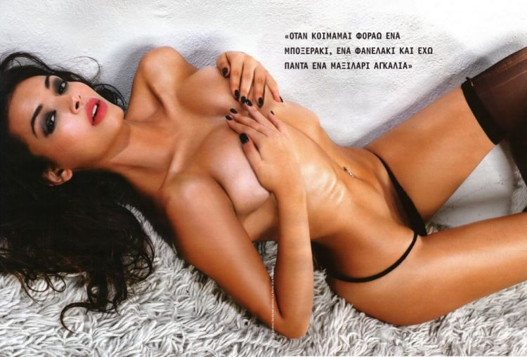 Ten most seductive Greek women - 92
