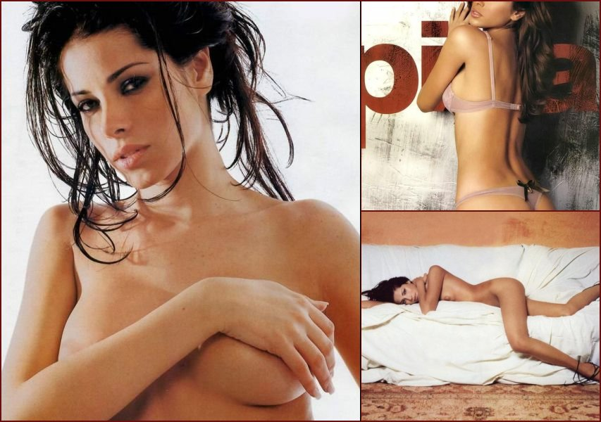Aida Yespica, the most desirable TV host from Italian television - 1