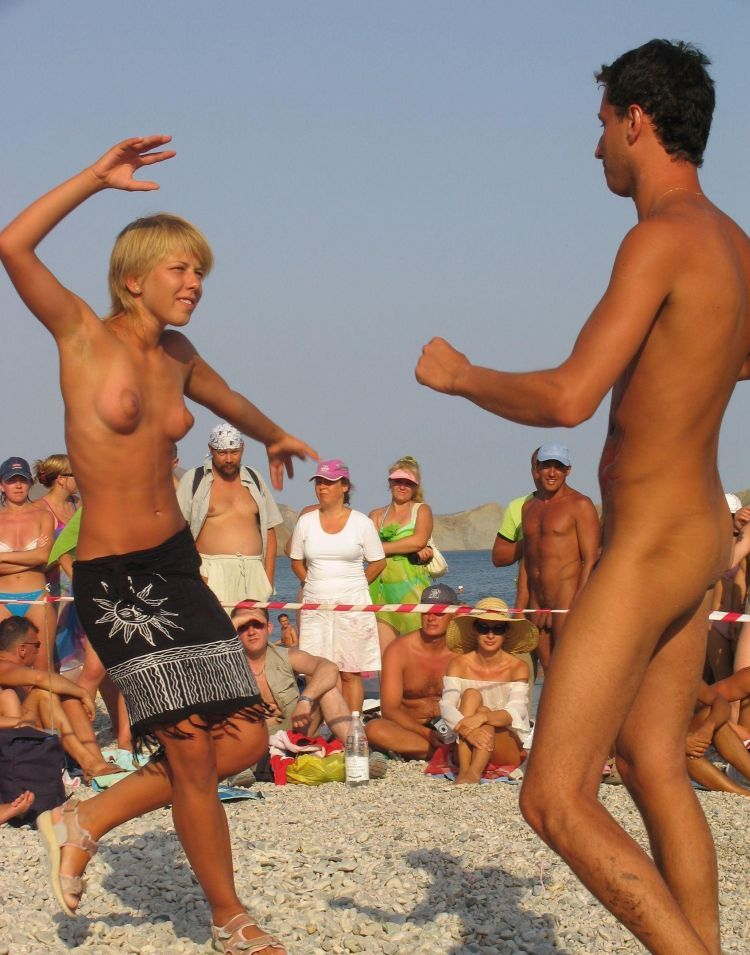 Nude Carnival - 10