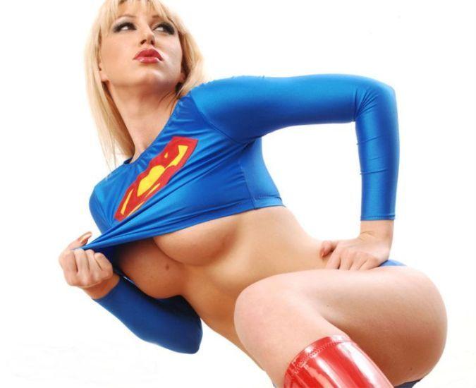Супер героини (38 фото) в Легкая эротика на Развлекательный блог.