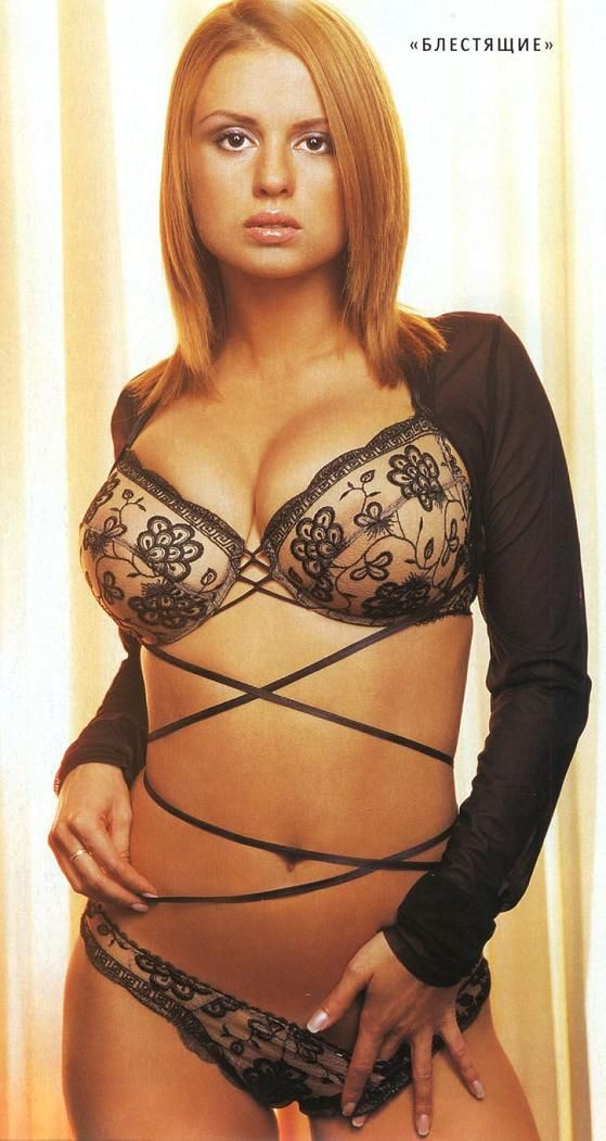 Miss Breasts of Russia - Anna Semenovich - 02