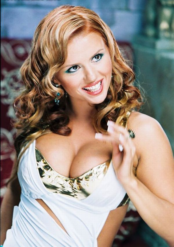 Miss Breasts of Russia - Anna Semenovich - 10