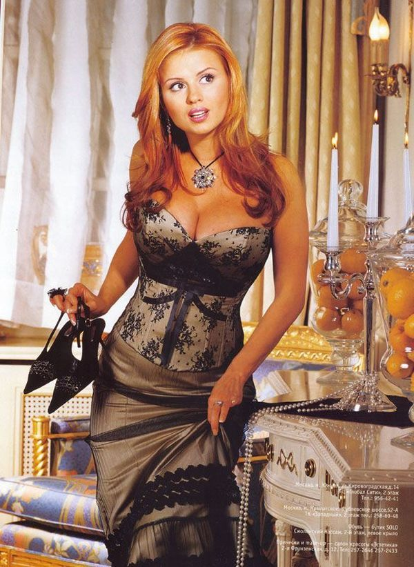 Miss Breasts of Russia - Anna Semenovich - 14