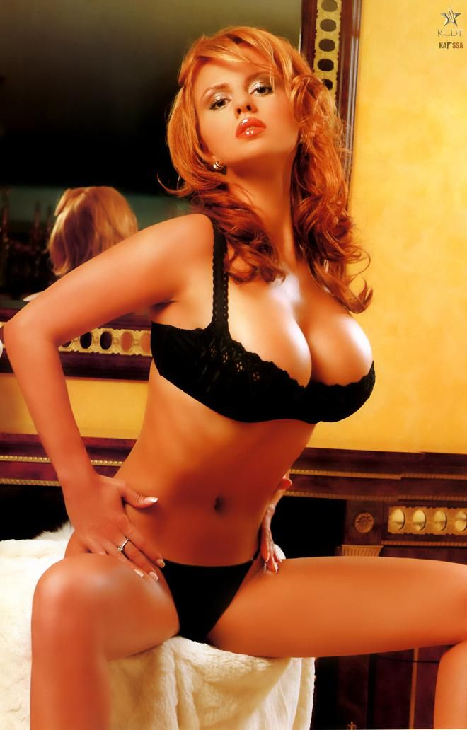 Miss Breasts of Russia - Anna Semenovich - 15