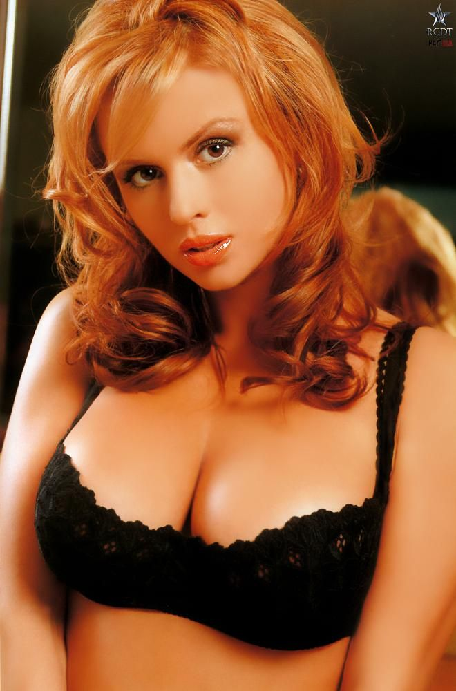 Miss Breasts of Russia - Anna Semenovich - 16