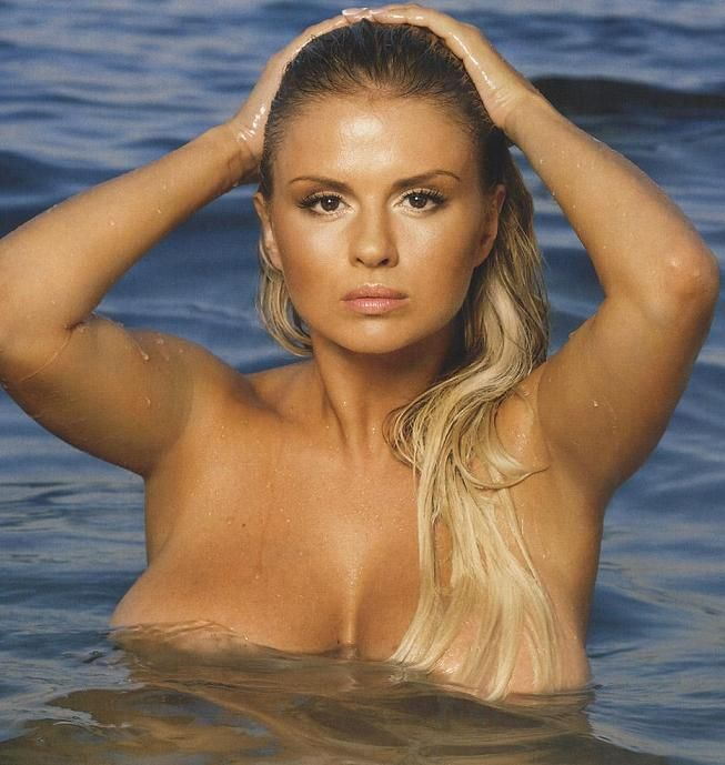 Miss Breasts of Russia - Anna Semenovich - 22