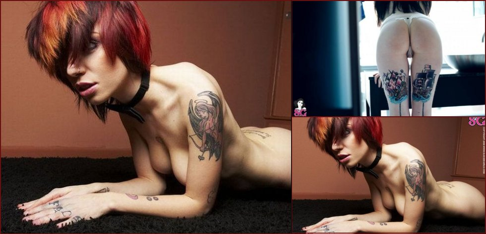 A small selection of Suicide girls - 20