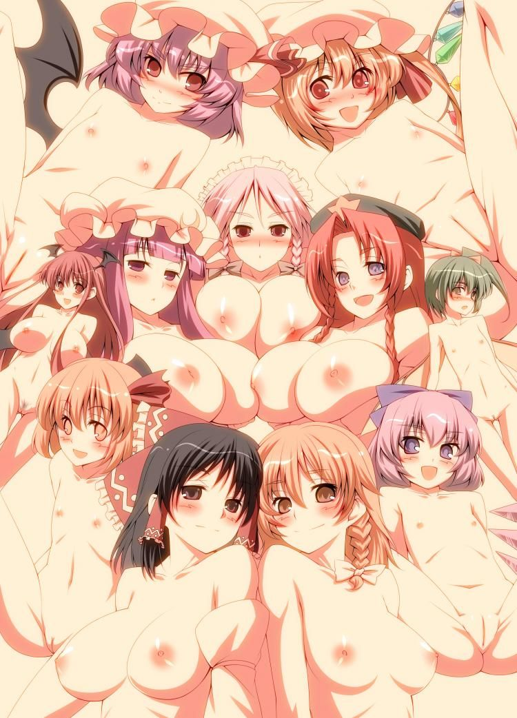 Japanese erotic drawings hentai - 21