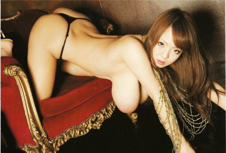 Hitomi Tanaka, the owner of mega breasts - 20