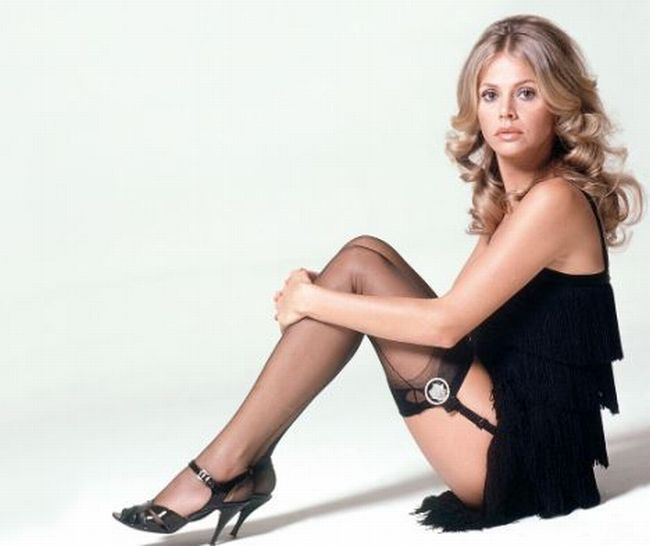 The sexiest James Bond girls - 30
