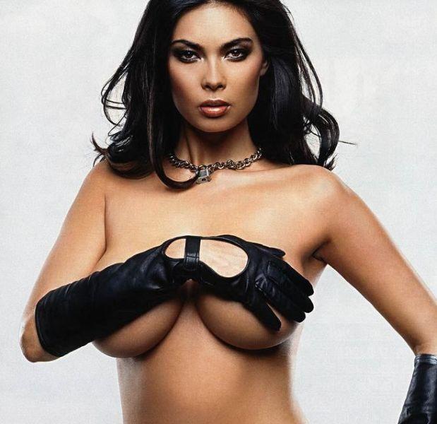 Тера Патрик (Tera Patrick) хозяйка собственной порно студии Teravision, сто