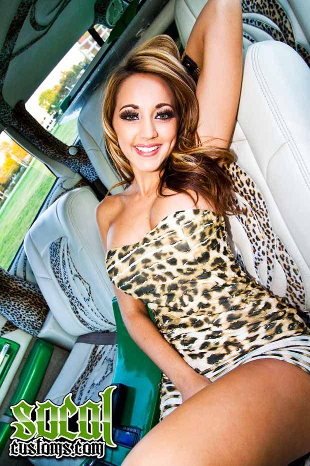 Glamorous model Ashley Estrada - 16