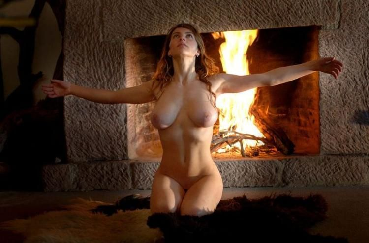 nude fireplace pictures disseminate