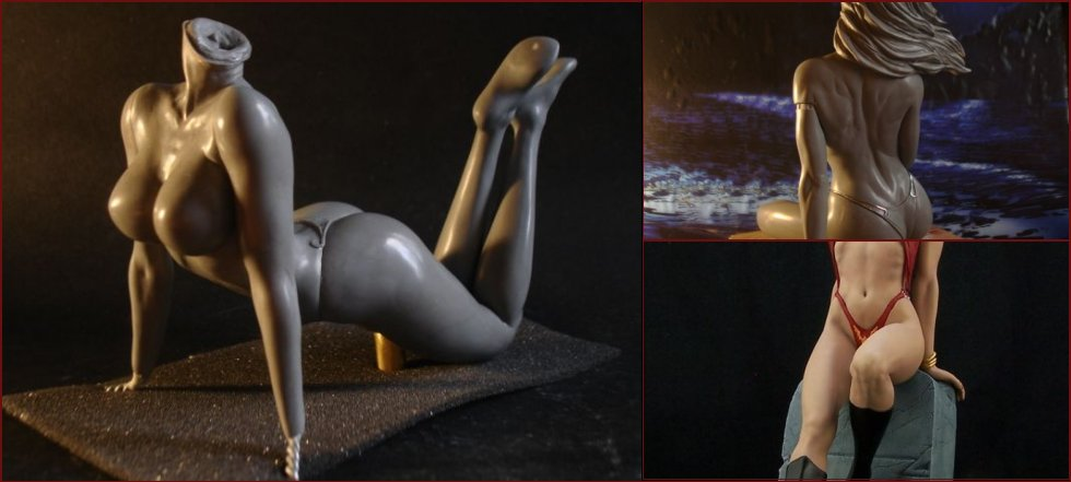 Seductive sculptures by Roberto - 16