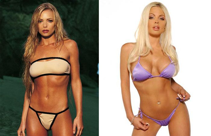 Porn stars and celebrities that look alike - 13