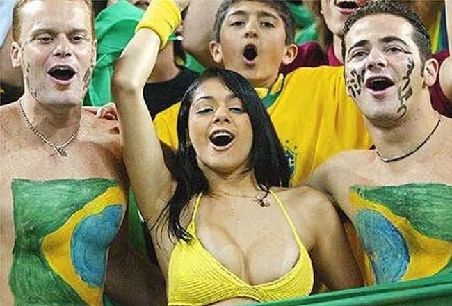 Another passionate soccer fan - 01