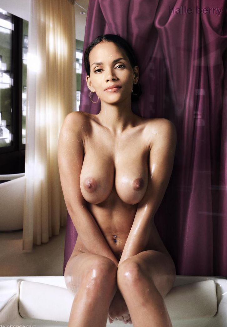 Celebrities made naked in Photoshop. Part 2 - 05