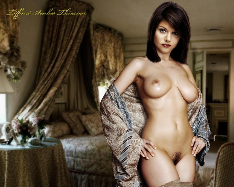 Celebrities made naked in Photoshop. Part 2 - 06