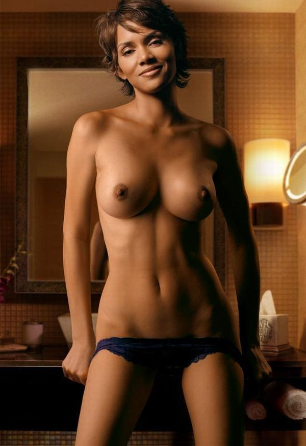 Celebrities made naked in Photoshop. Part 2 - 12