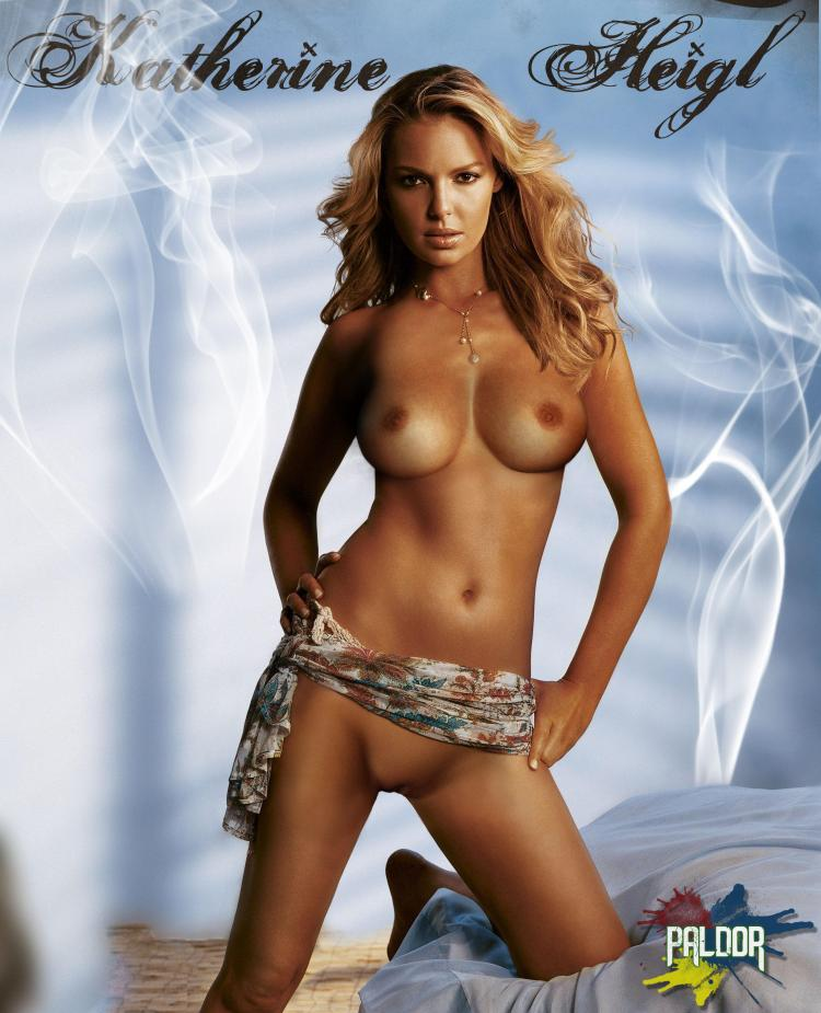 Celebrities made naked in Photoshop. Part 2 - 40