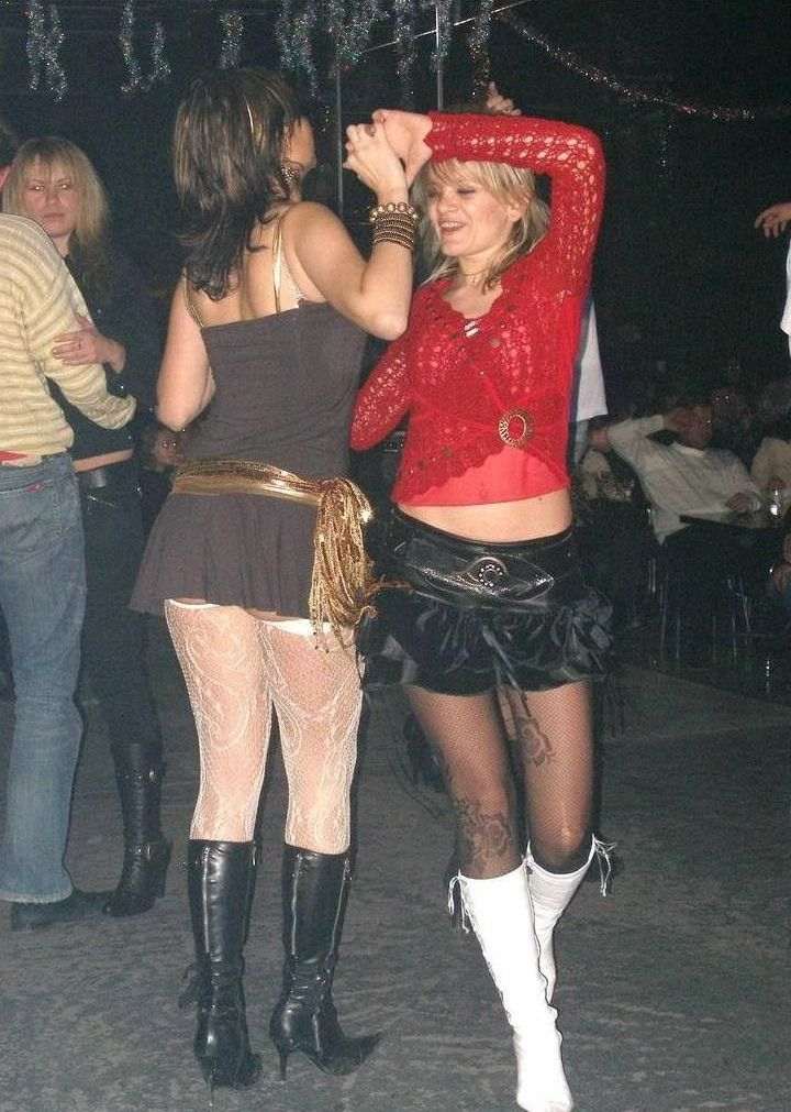 Wild Dances of drunk girls - 38