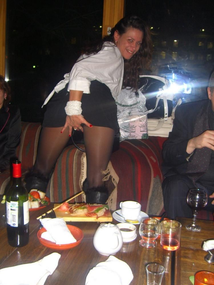Wild Dances of drunk girls - 39