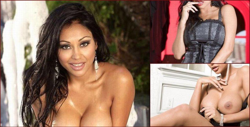 Sexy pornstar Priya Rai - 6