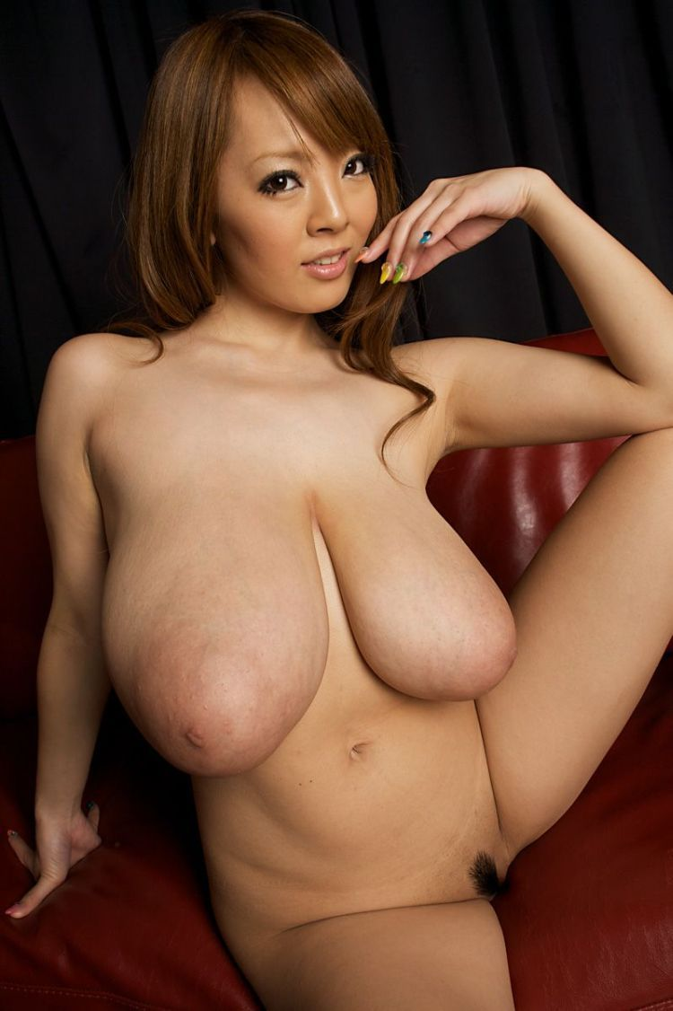 Wow! Asian babe with mega tits - 27