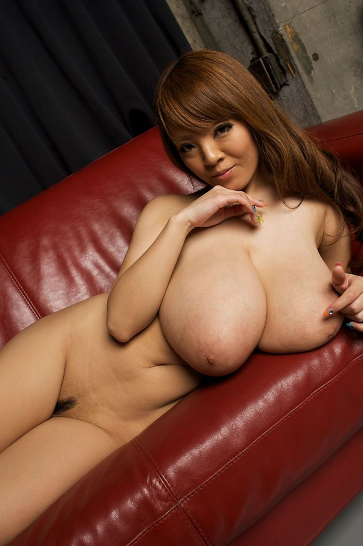Wow! Asian babe with mega tits - 28