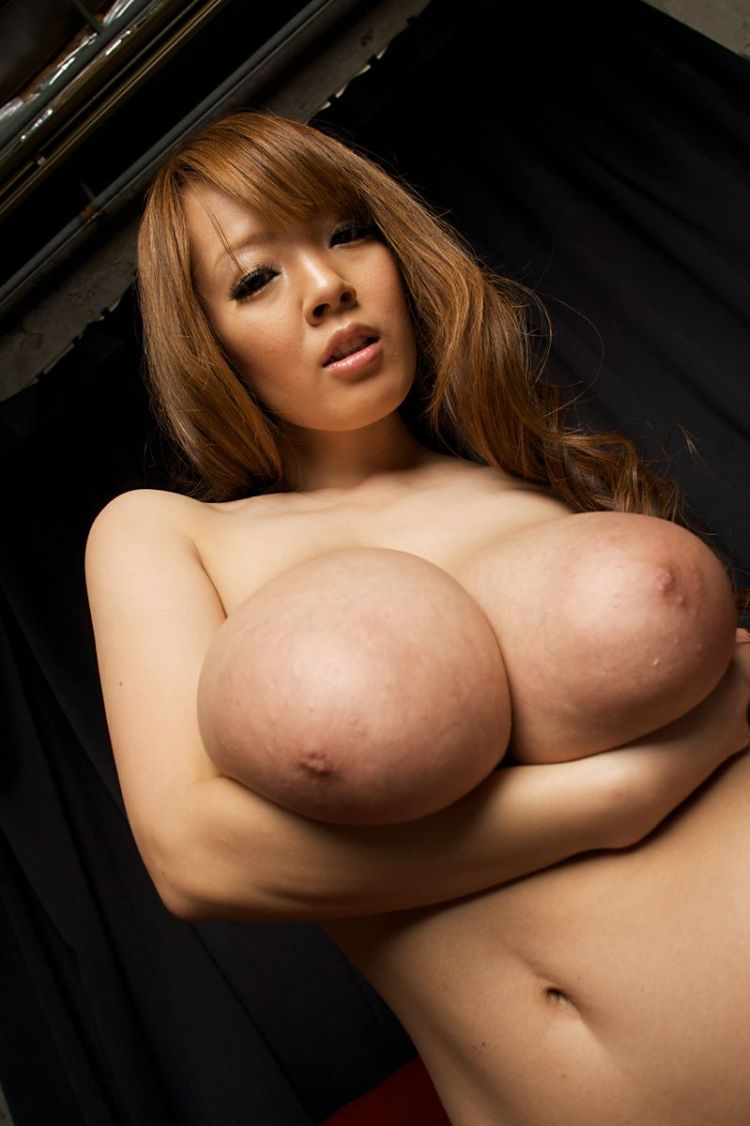 Wow! Asian babe with mega tits - 29